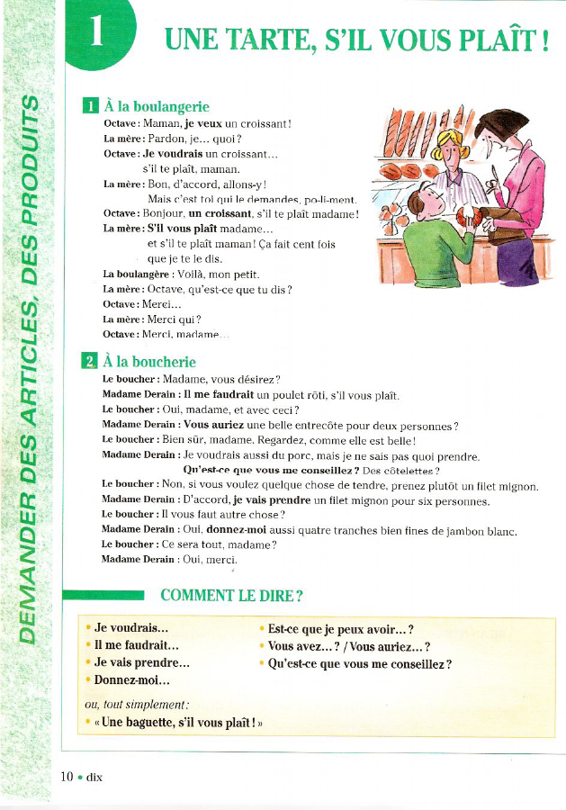 001 Communication PROG 4 Demander article Tarte